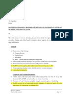 Information Letter 2