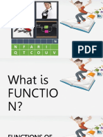 functions of comm