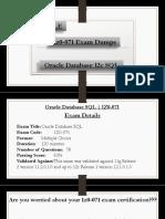 New 1z0-071 Exam Guide, Oracle 1z0-071 Reliable Exam Dumps   Exam4Help.com