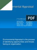 104212759 Environmental Appraisal