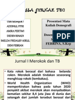 ANALISA  JURNAL  TBC