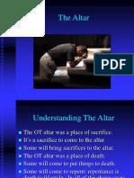Understanding the Altar