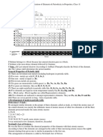 Periodic Classification _XI Notesin Detail