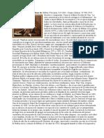 Biografía de Emiliano Arriaga