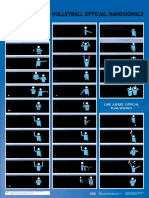 FIVB Volleyball Hand Signal Poster 2015-2016-Converted