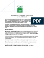 ffaa local site rules