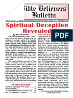 09-Sept Bible believers bulletin