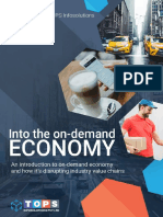 White Paper -On-Demand Applications - TOPS Infosolutions