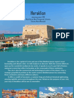 Archaelogical excavations of Heraklion