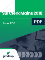 Sbi Clerk Mains Question Paper 2018.PDF 83