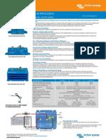 Datasheet Smart Battery Protect
