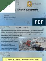 Mediana Mineria - Superficial - Equipos