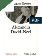 Alexandra David Neel Brosse