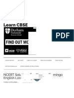 NCERT Solutions for Class 12 Flamingo English Lost Spring