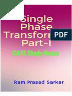 Chap 1 Single PhaseTransformer