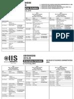 Orientation Programmes 2019