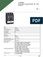 Compact Nsx Lv430830