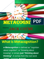 1 - Metacognition