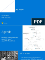 Azure ML Overview