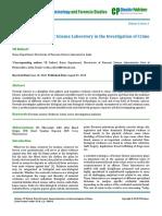 Jurnal Laboratory Forensik