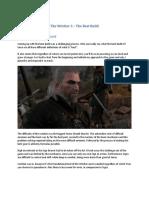 Witcher 3 Hybrid Build.docx