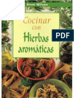 Anne Wilson - Cocinar Con Hierbas Aromatic As