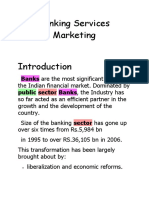 Banking Services Marketing