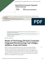 M.tech in Computer Inte