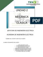 Unidad 2 Mecanica