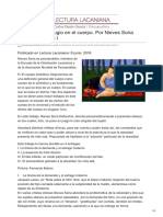 Nieves Soria Dafunchio - Obesidad. El Refugio en El Cuerpo