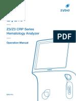 Z3 Operation Manual