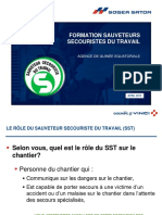 01 Formation Sst