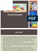 Plasticizer Ppt- Global & Indian