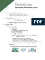 DLP Globalization for FIN