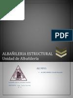 albañileria unidades caracteristicas