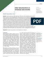 Spesialis Penyakit Dalam 2 (Nebivolol vs Other Beta Blockers)