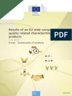 Istraživanje Europske komisije o kvaliteti hrane