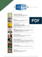 Gradjevina Newsletter 2009 03