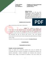 Casación 168 2016 Huancavelica Legis.pe