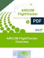 AIRCOM FlightTracker - Paul Gibson- DGCA-SITA Airline Workshop 28 July 2015