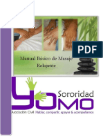 Manual Masaje Relajante