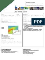 Geostatistique Lineaire I_modelisation