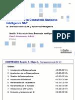 SAPBI Máster en Consultoría Business Intelligence SAP