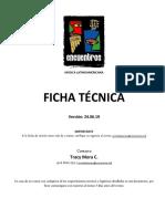 Ficha Tecnica Encuentros - 24-06-2019