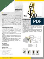 Arnes Steelpro Ansi 359.11(14)