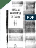 Manual de Cooperativas de Trabajo - Moirano