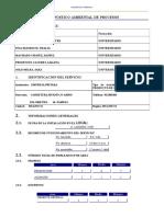 Formato Diagnóstico Ambiental