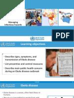 Introduction to Ebola virus