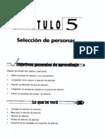 Seleccin de Personas 1 Chiavenato