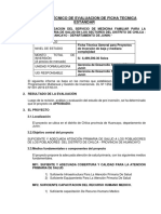 INFORME APROBACION CHILCA